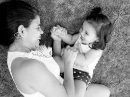Brincadeiras afetivas para pais e filhos