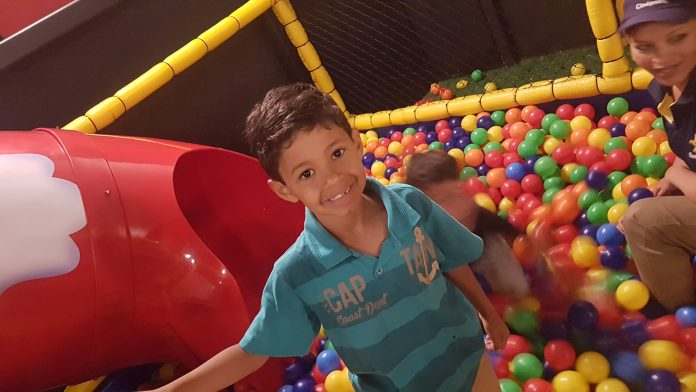 Aniversário de 7 anos - Théo