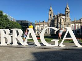 Brasileiros morando em Braga Portugal