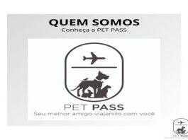 Pet Pass agência de viagens para animais